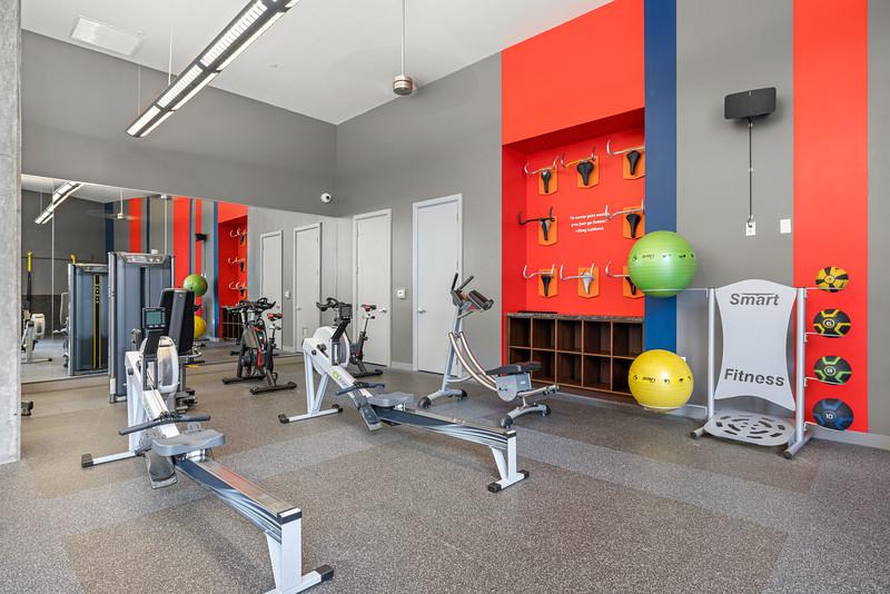 Marq on Burnet Fitness Center 4