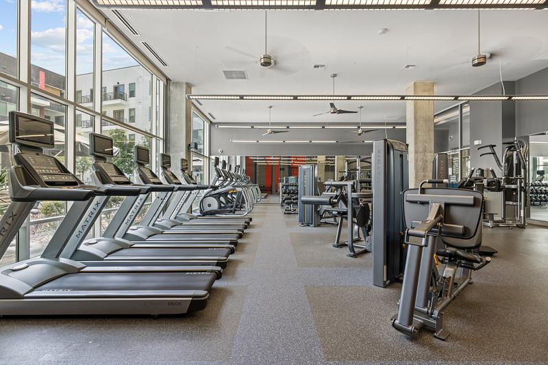 Marq on Burnet Fitness Center 2