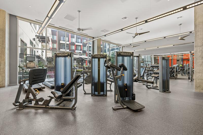 Marq on Burnet Fitness Center 6
