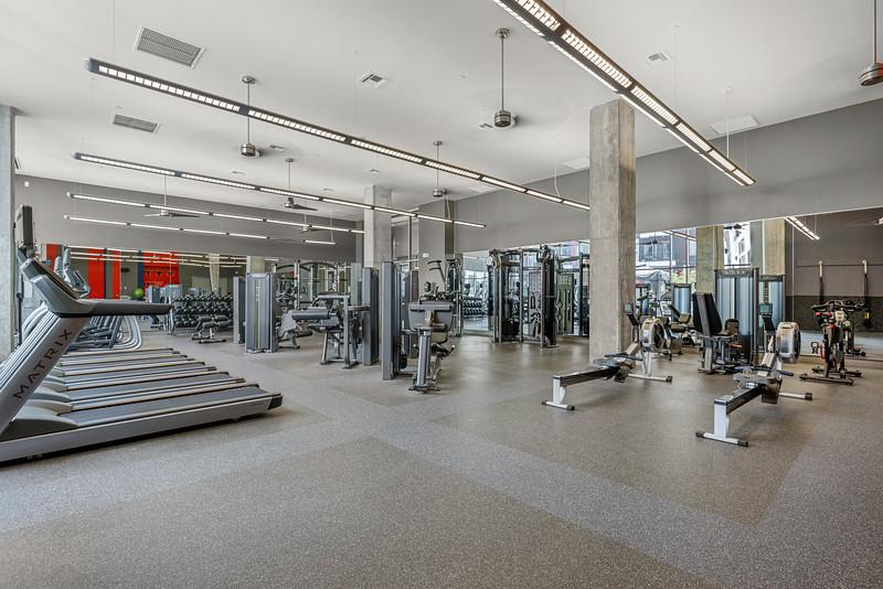 Marq on Burnet Fitness Center 5