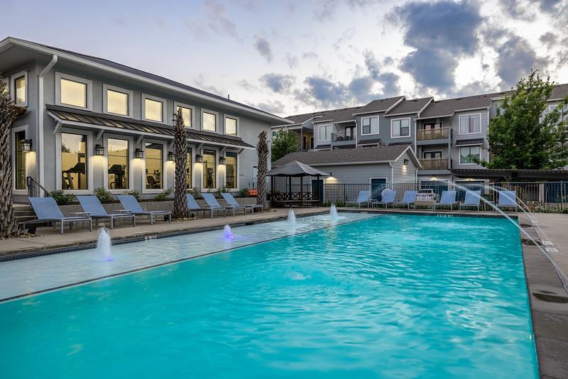 Marquis SoCo Pool Twilight 1