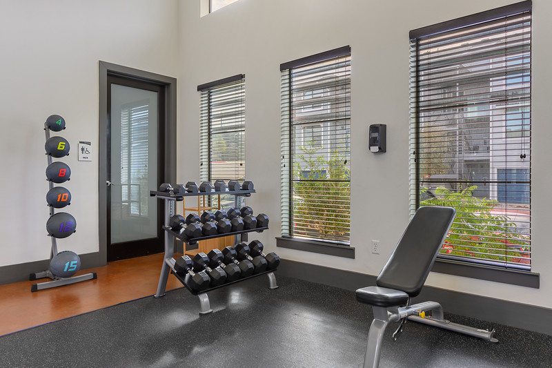 Marquis SoCo Fitness Center 2