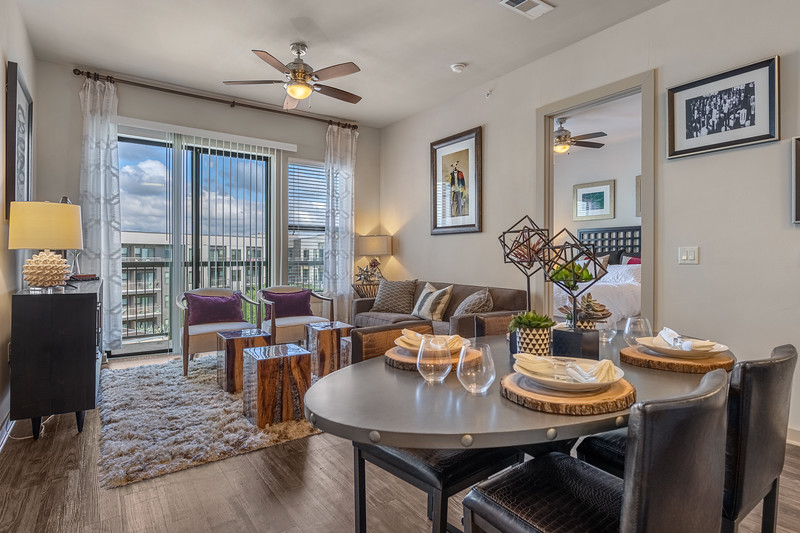 Marq Uptown 2 Bed Model Unit 03