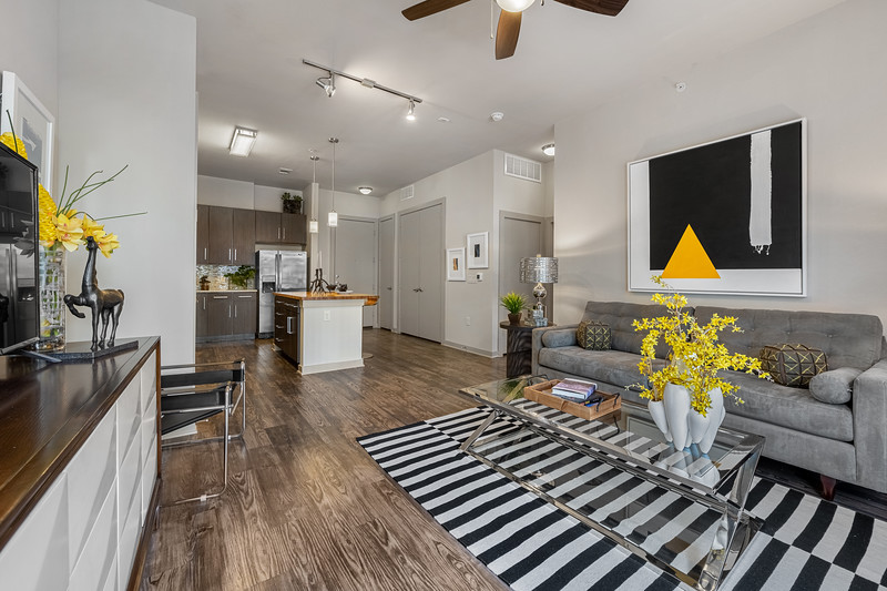 Marq Uptown 1 Bed Model Unit 04
