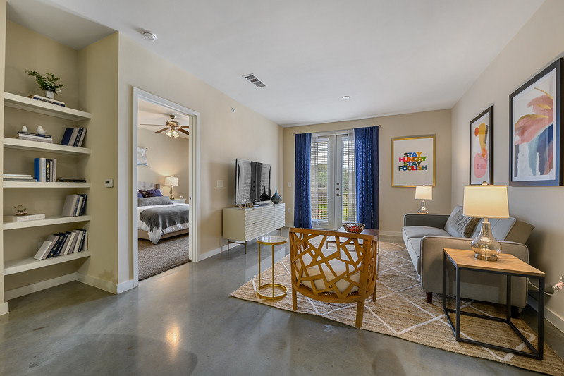 The 704 Model Unit 1 Bed 03