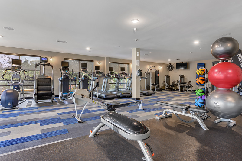 The 704 Fitness Center 3