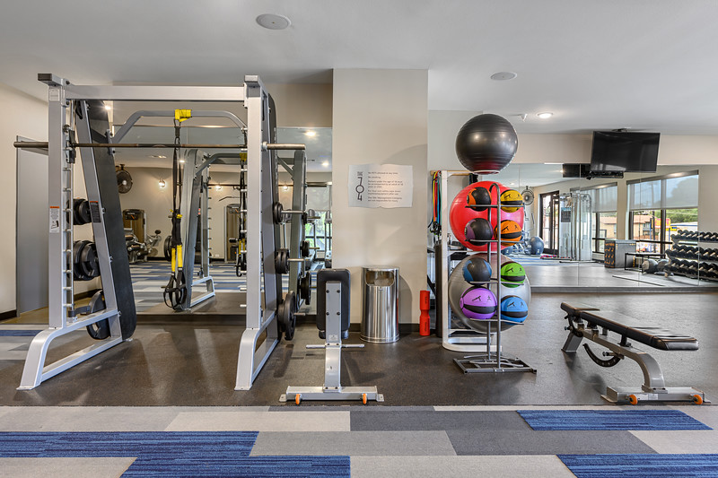 The 704 Fitness Center 2