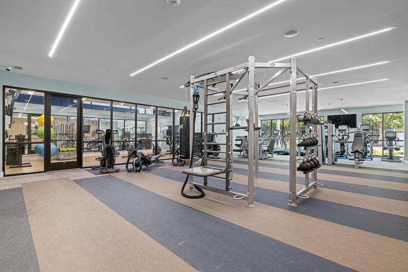 The Clark Fitness Center 2