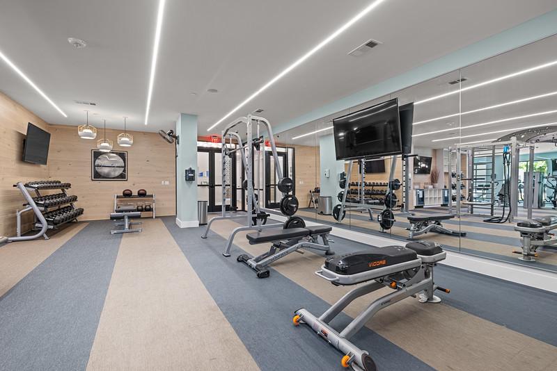 The Clark Fitness Center 1