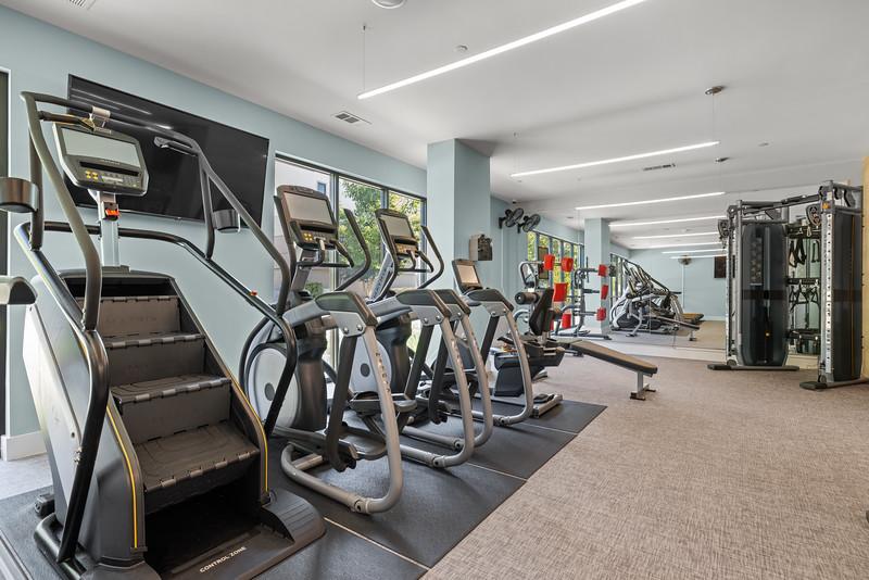 The Clark Fitness Center 3