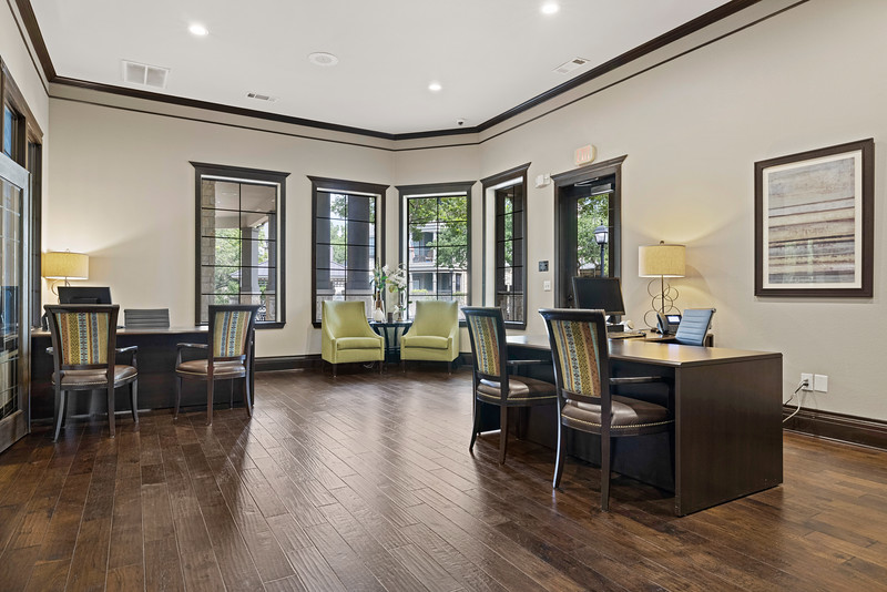 The Marquis at Brushy Creek Leasing Office 2