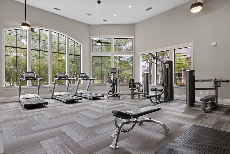 The Marquis at Brushy Creek Fitness Center 3