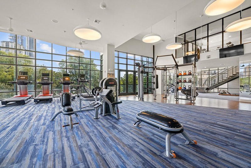 Water Marq Fitness Center 4