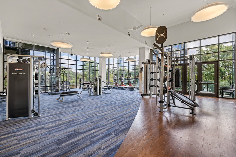 Water Marq Fitness Center 1