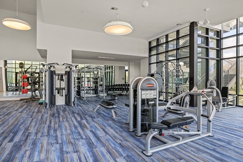 Water Marq Fitness Center 3
