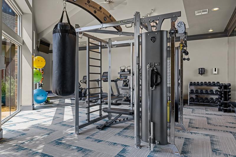 Brooks on Preston Fitness Center 2q