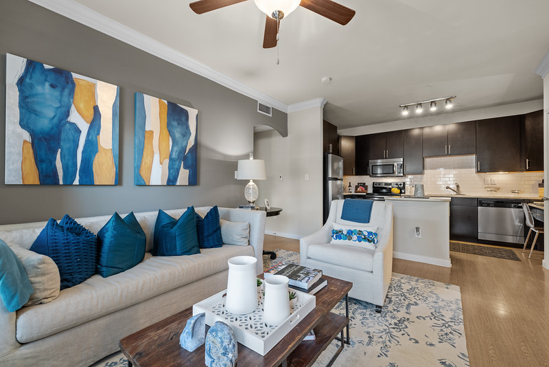 Marquis at the Reserve 1 Bed Model Unit 03
