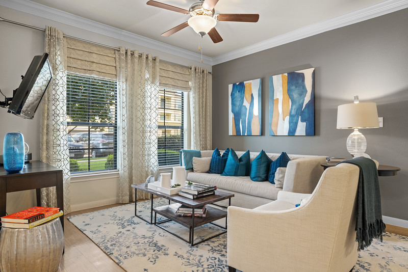 Marquis at the Reserve 1 Bed Model Unit 02