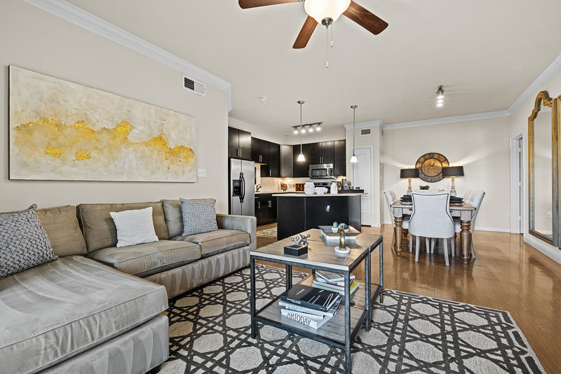Marquis at the Reserve 2 Bed Model Unit 12