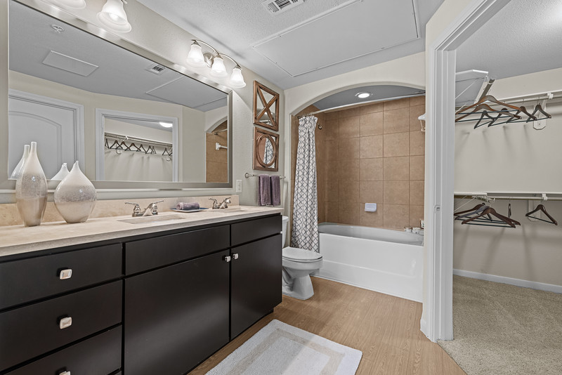 Marquis at the Reserve 1 Bed Model Unit 07