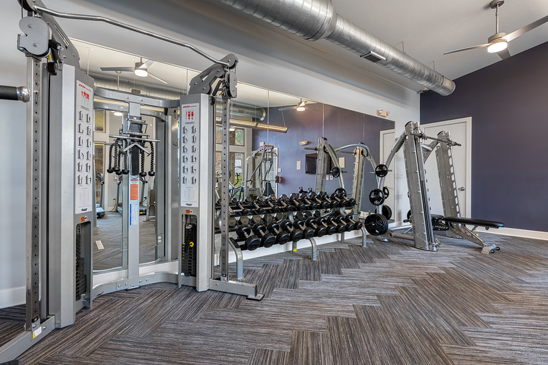 Marquis Cresta Bella Fitness Center 02