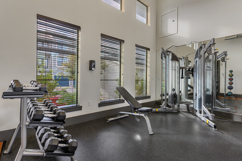 Marquis SoCo Fitness Center 3