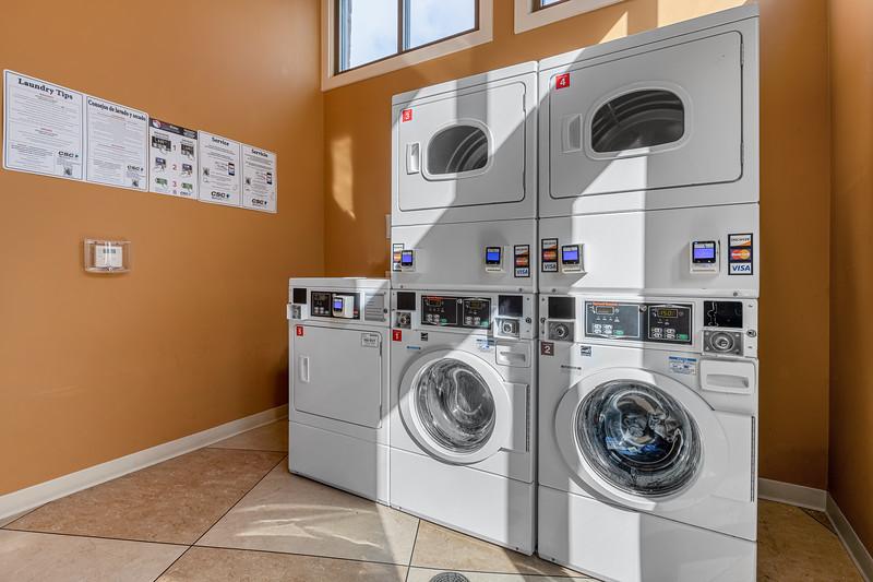 Marquis Cresta Bella Laundry Room