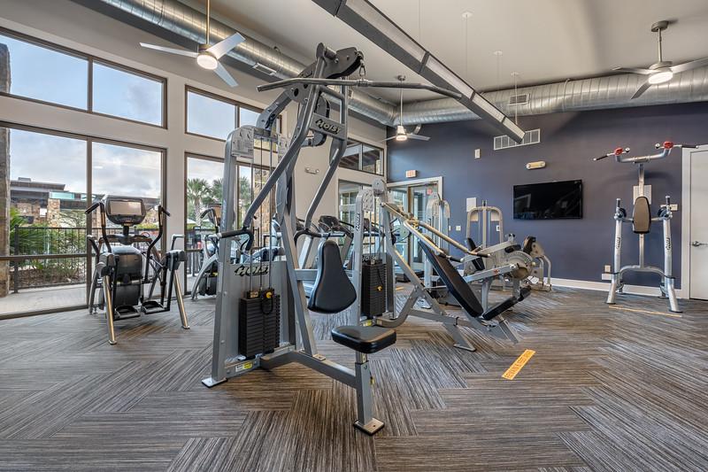 Marquis Cresta Bella Fitness Center 03