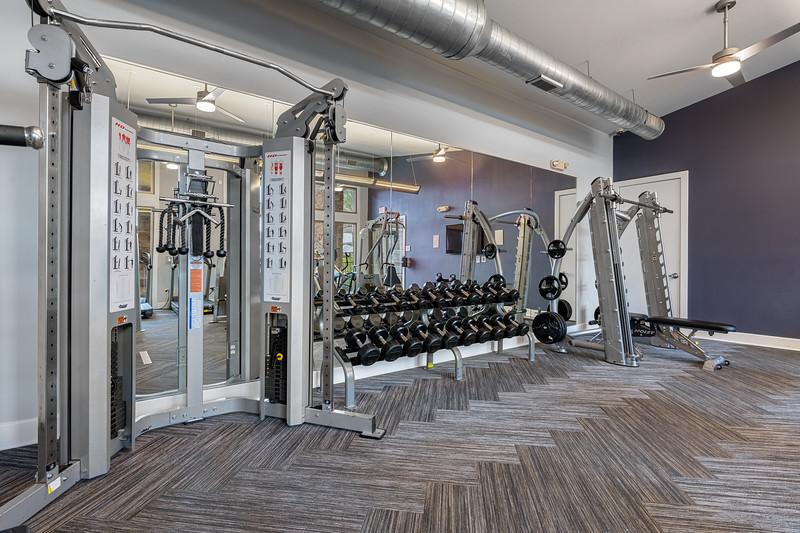 Marquis Cresta Bella Fitness Center 02