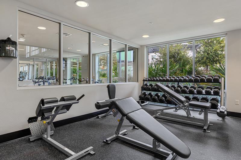 Sabina Fitness Center 3