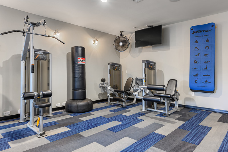 The 704 Fitness Center 1