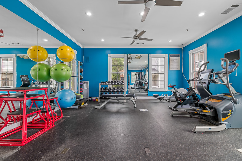 The Marq at Brookhaven Fitness Center 3