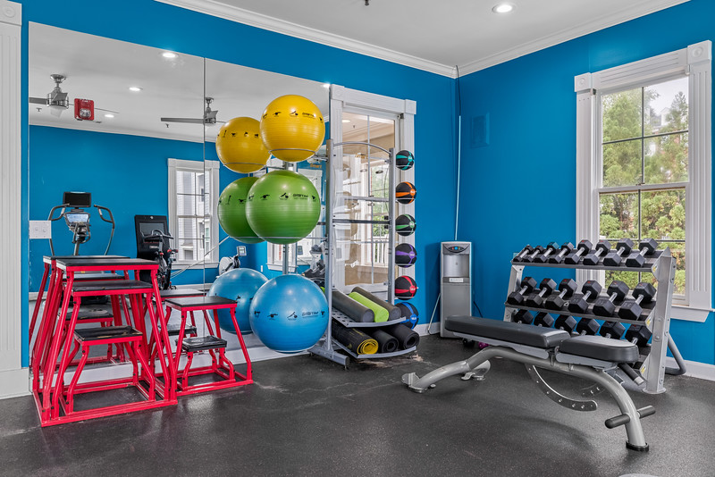 The Marq at Brookhaven Fitness Center 1