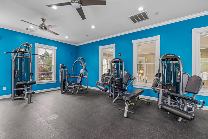 The Marq at Brookhaven Fitness Center 4
