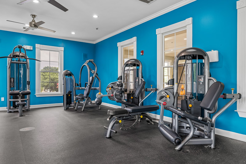 The Marq at Brookhaven Fitness Center 2