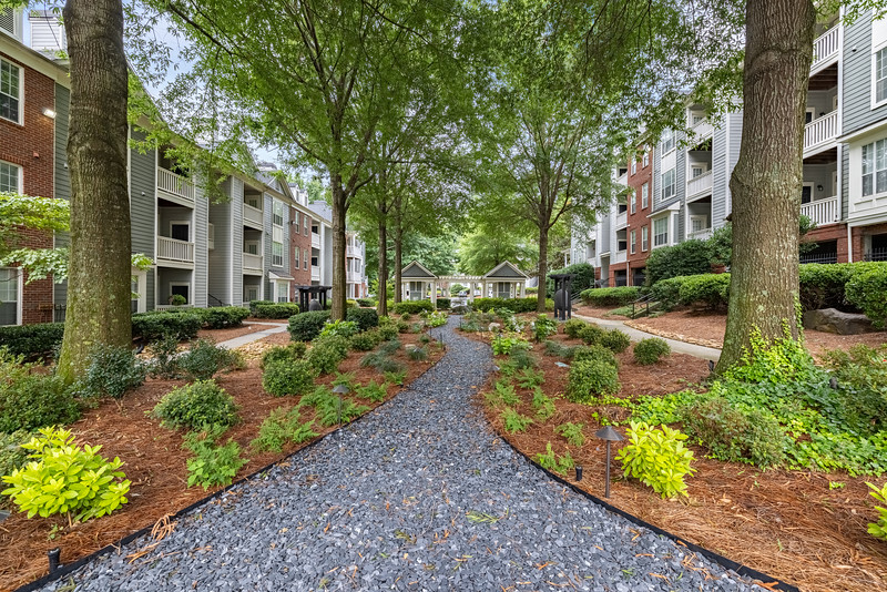 The Marq at Brookhaven Courtyard 1