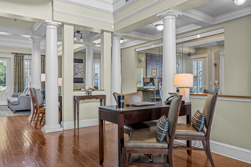 The Marq at Brookhaven Leasing Office 2