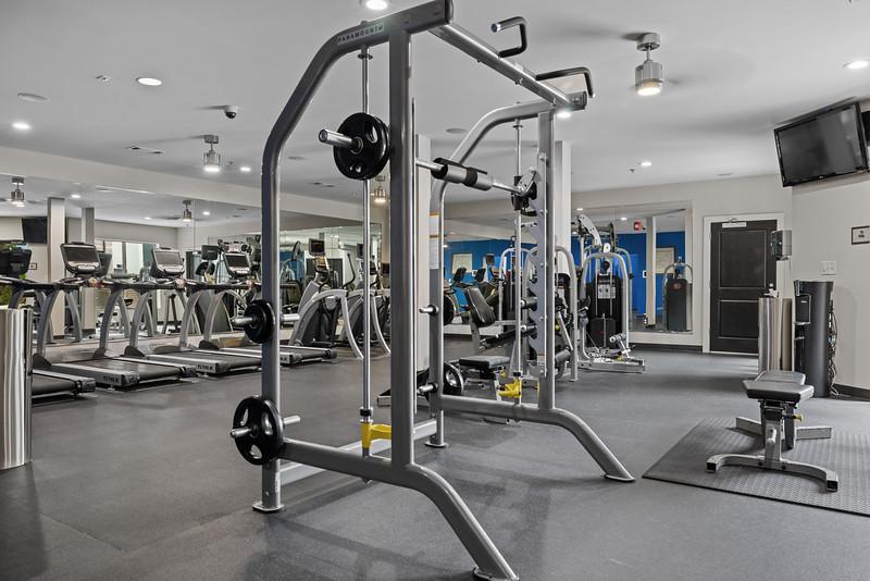 Marq Eight Fitness Center 2