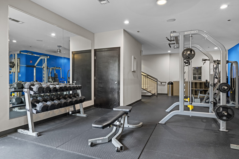 Marq Eight Fitness Center 3