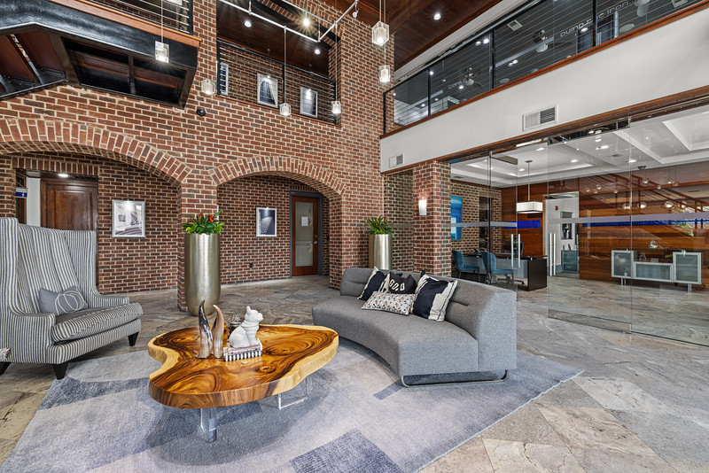 Marquis Midtown District Leasing Office 3