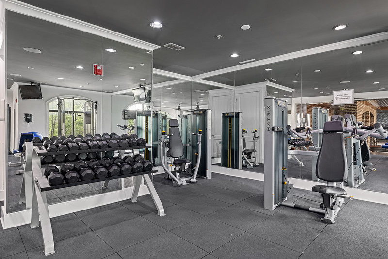 Marquis Midtown District Fitness Center 02