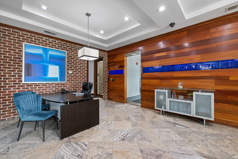 Marquis Midtown District Leasing Office 1