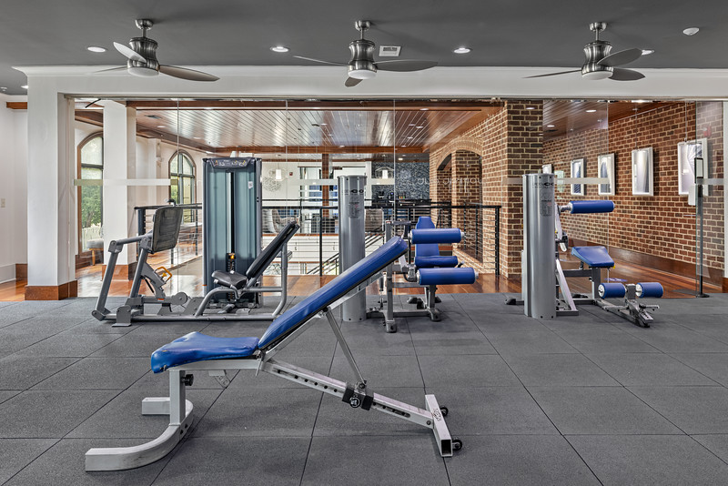 Marquis Midtown District Fitness Center 01