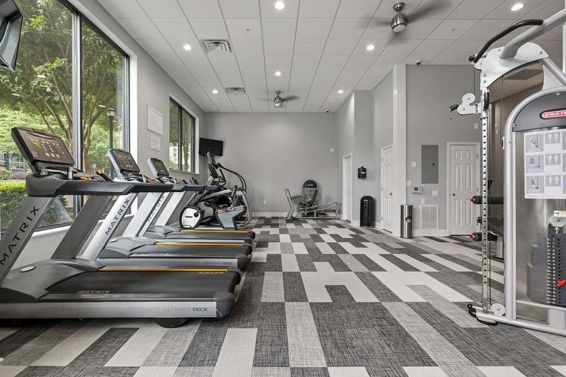 Marq on Ponce Fitness Center One 5