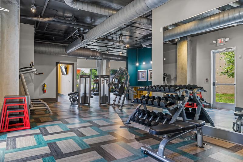 Skyline West Fitness Center 5
