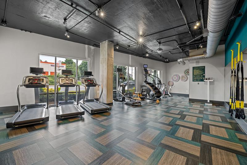 Skyline West Fitness Center 1