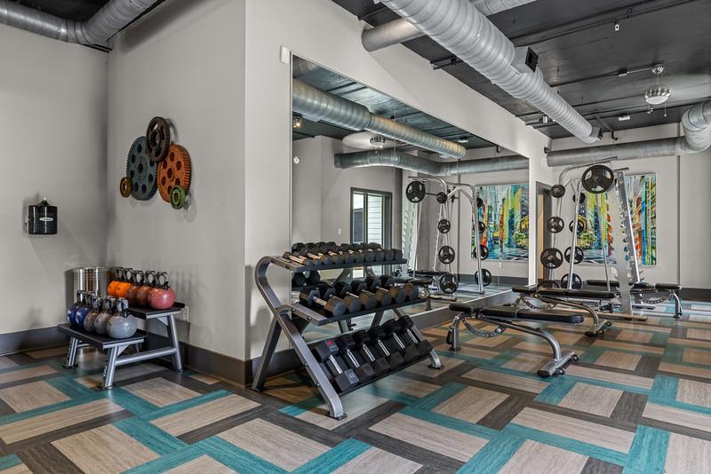 Skyline West Fitness Center 3