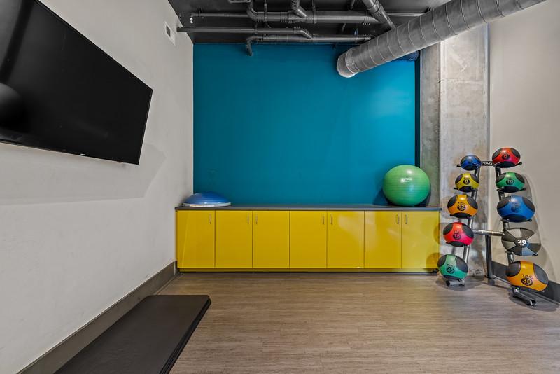 Skyline West Fitness Center 4