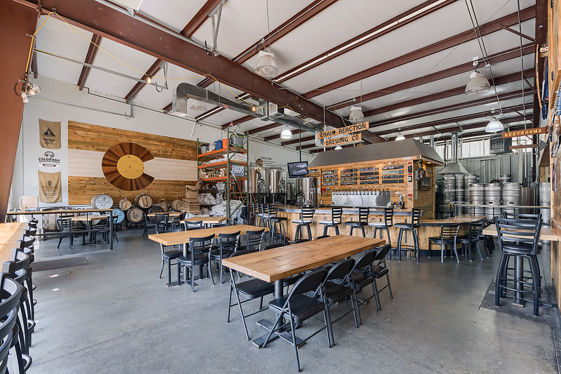 Chain Reaction Brewing Co Web 001