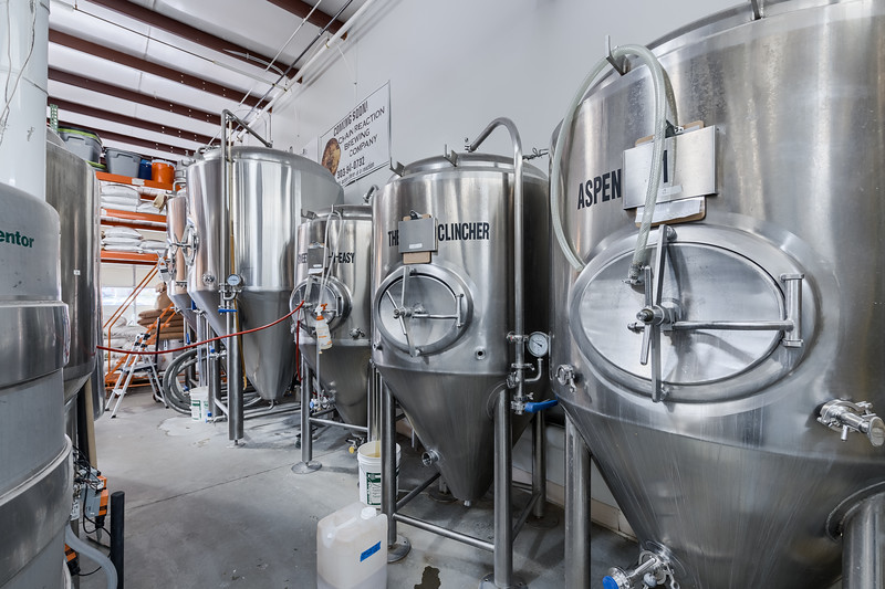 Chain Reaction Brewing Co FR 008
